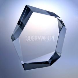 Kryształowa statuetka 120x140