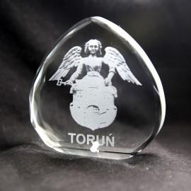 zabytki Torunia -   Toruński Anioł