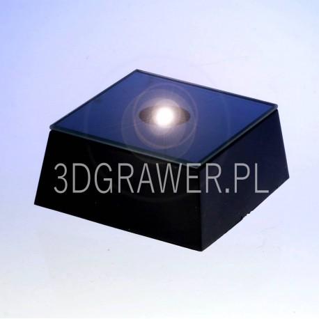 Podstawka pod kryształ - kwadratowa 6 cm