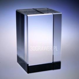 Kryształowa bryła - 50x80